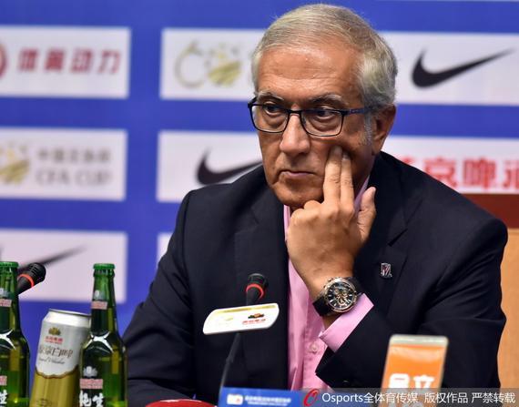 曼萨诺:申花进亚冠自动续约 年底再考虑足协邀请