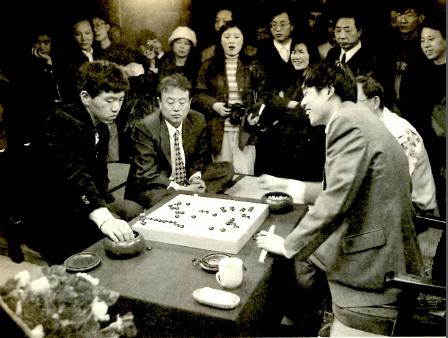 东洋证券杯第2局