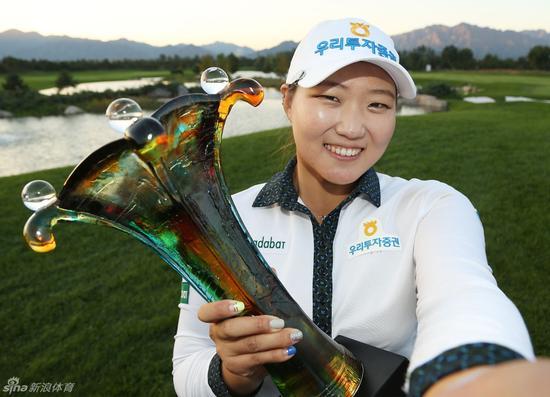 2014年冠军李¤美林