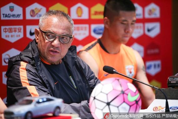 马加特:国安强大比赛会艰难 来工体就是为赢球