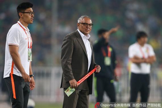 马加特:王大雷延续表现能进国足 鲁能配得上胜利
