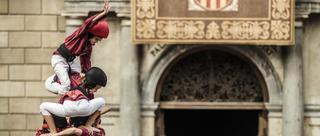 西班牙庆祝梅塞节