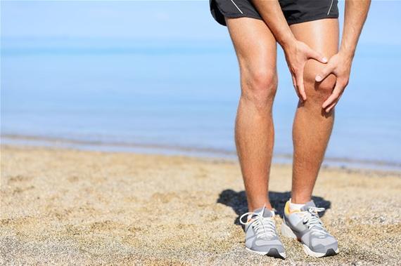 跑者最易患的四大损伤 做好防护远离跑步膝跟腱炎