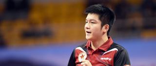 全国锦标赛樊振东男单加冕