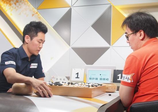 韩联赛第15轮韩泰熙胜朴正祥