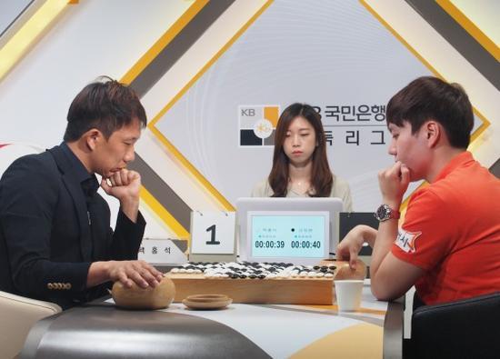 韩联赛第15轮白洪淅胜金庭贤