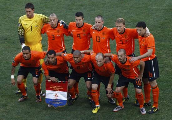荷兰黄金一代已成记忆,他们正在经历人才断层的痛苦