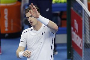 穆雷力克迪米首夺中网冠军 斩获生涯第40冠