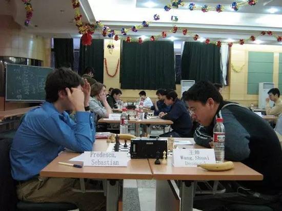 北京大学学生:王帅