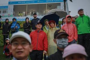 LPGA台湾赛张哈娜赢赛季第三冠 冯珊珊1杆之差亚军