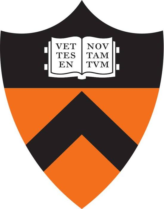 普林斯顿大学校徽