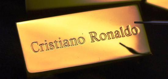 C罗在葡萄牙黄金般的一年