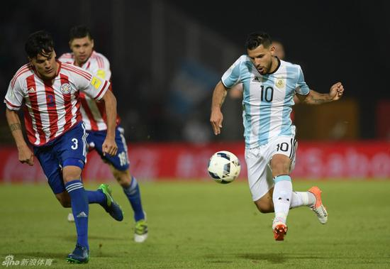 阿根廷对阵巴拉圭的表现不好