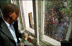 大罗在科索沃遭到的福利