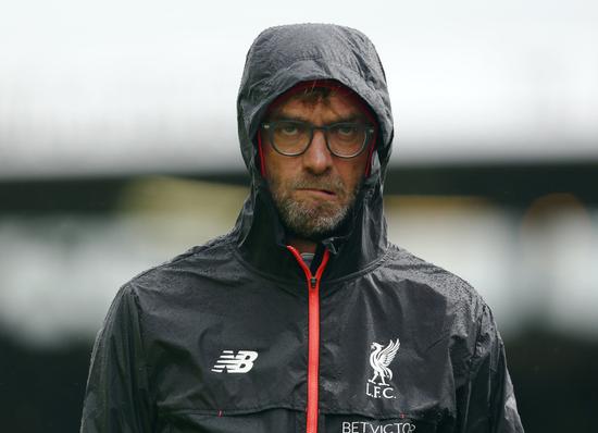 利物浦即将对阵曼联
