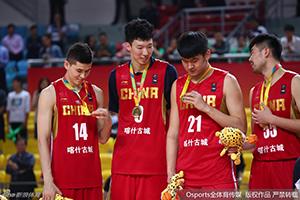 周琦准两双新疆夺亚冠 18年后中国球队再登顶