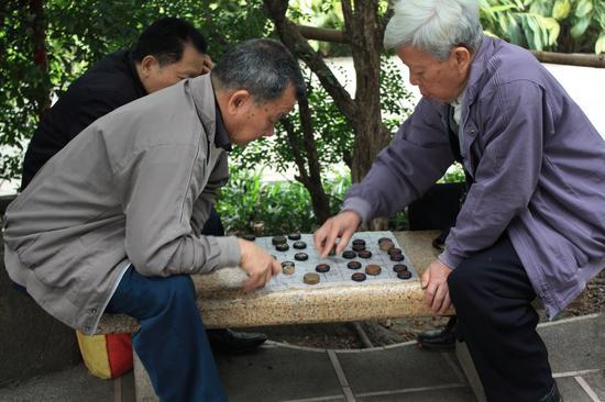 象棋不应只是老人的游戏