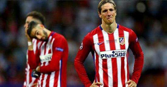 欧冠决赛的托雷斯潸然泪下