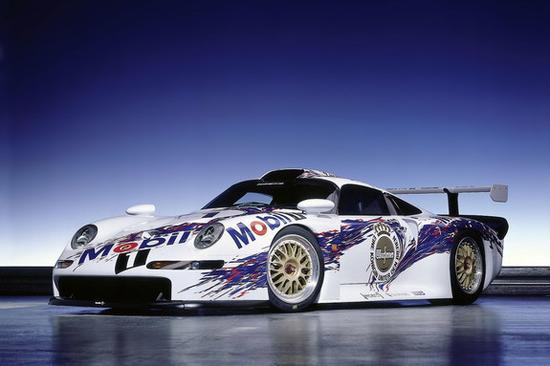 保时捷911 GT1(1996)惊艳亮相