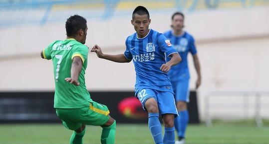 陈志钊盼现场致谢北京球迷 回避条款将无法上场