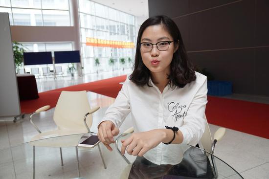 上海大学生围棋联赛主席杜雨卿