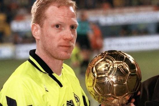 萨默尔是1996年金球奖