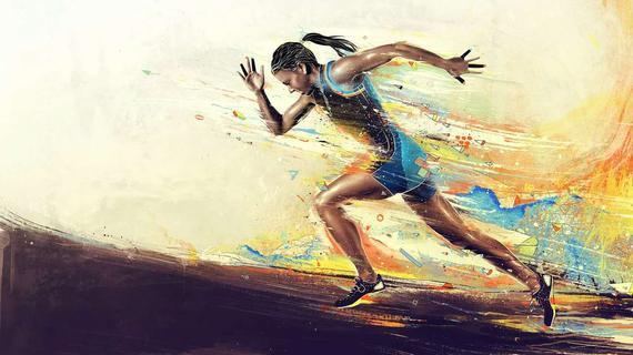 伤风后跑步要分外当心