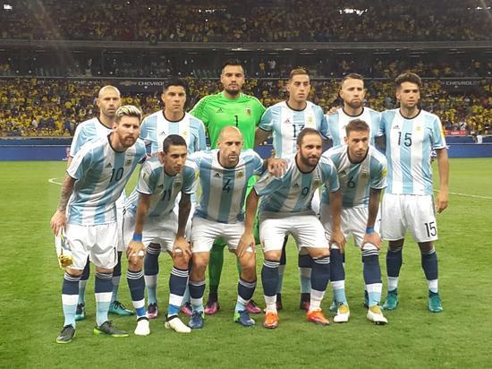 阿根廷首发