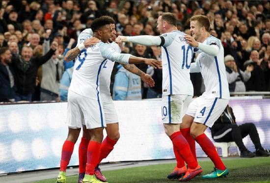 英格兰预选赛继续大杀四方!