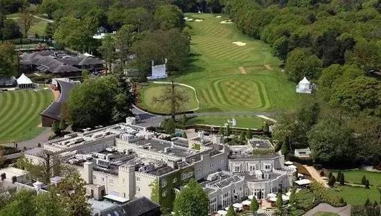 华彬集团收购英国温特沃斯高尔夫俱乐部