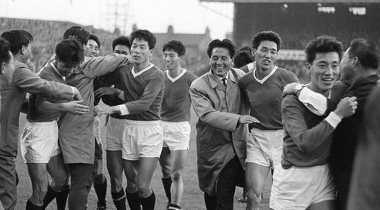 1966年世界杯,朝鲜震惊世界