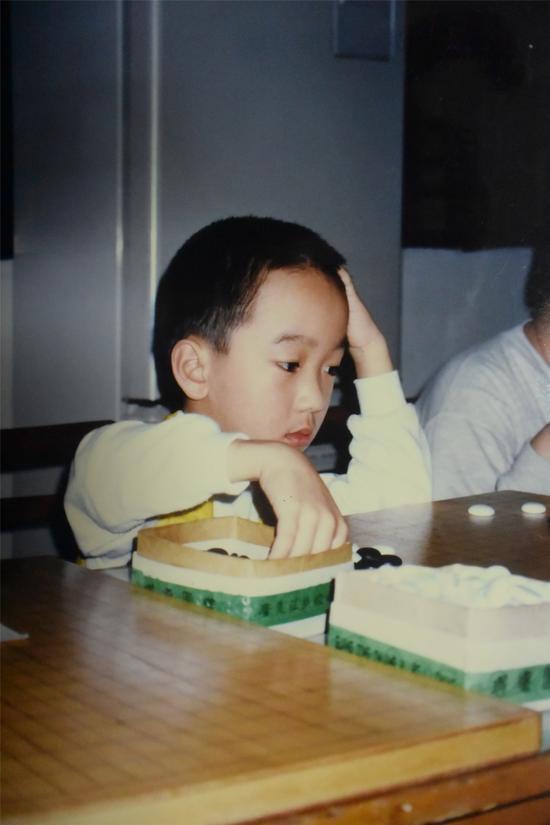 小小吴树浩在市赛与成年人争斗