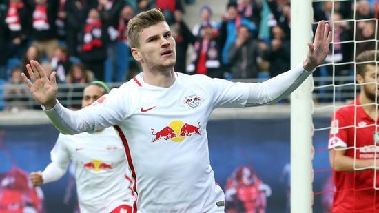 维尔纳能否成为德国锋线的新选择?