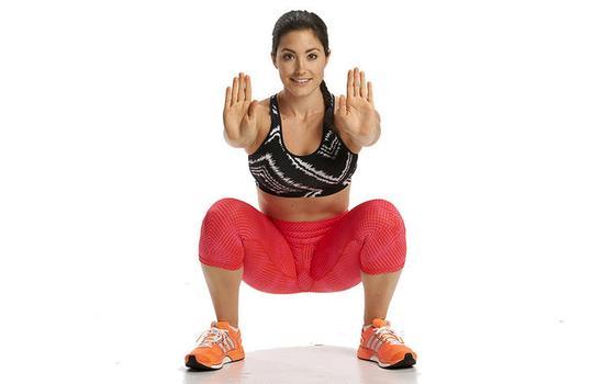 新手跑者的6个最佳练习 不去健身房也能练力量