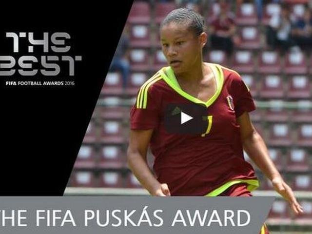 视频-2016普斯卡什奖候选 D-罗梅西式过人直射近角