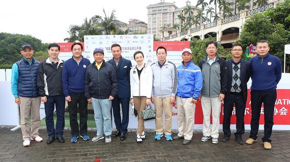 中国业余公开赛开幕