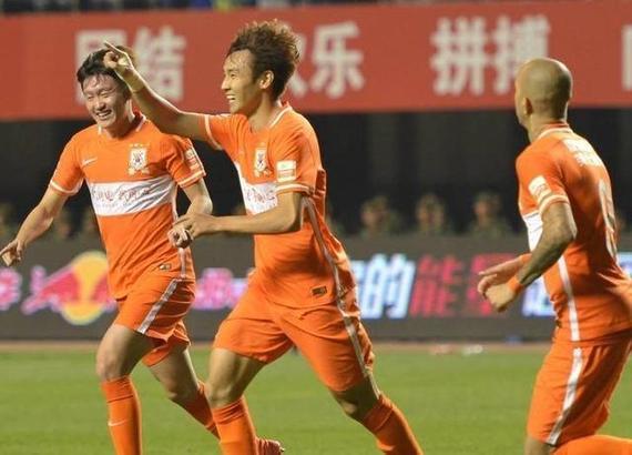 鲁能泰山球员赛季总结之吴兴涵:迎来新的开端