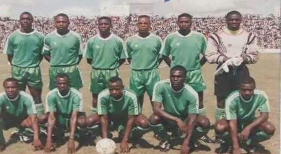 赞比亚国家队陨落