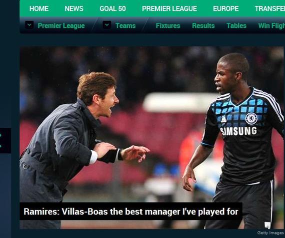 拉米雷斯赞博阿斯是最好教练 来中国是最好决定