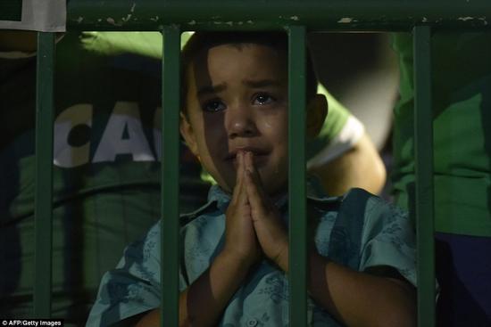 孩子的泪水
