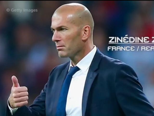 视频-最佳教练候选公布 齐祖、拉捏利与桑托斯入选