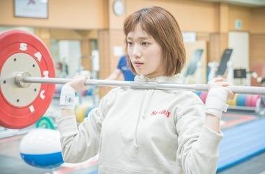 韩剧中58公斤级的女主角