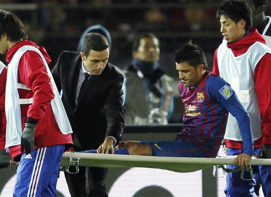 世俱杯往往会给球队带来伤病