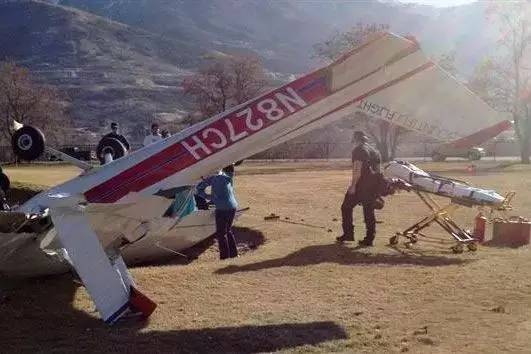 高尔夫球场成为飞机紧迫切降的现实场合