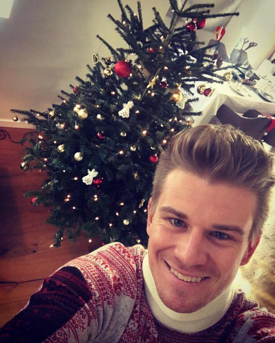 霍肯伯格一个人的圣诞节