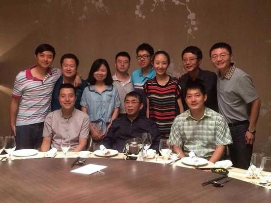 王煜辉七段是棋圣聂卫平的弟子