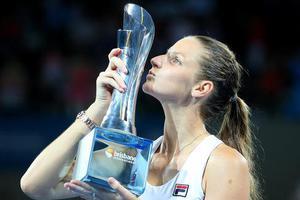 布里斯班赛普利斯科娃送蛋科内 携第7冠重返TOP5