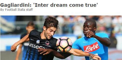 加利亚迪尼:梦想成真