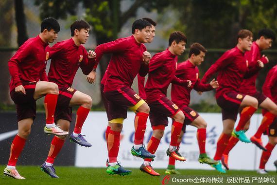 预告-周六15:35图文直播中国杯 中国VS克罗地亚