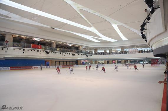 媒体观察:冰场数量猛增能否带火北京冰上运动